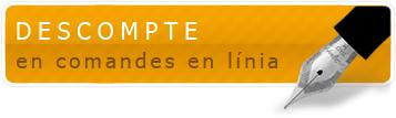 Traducción - Descuento pedidos online